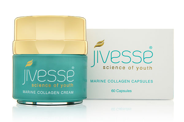Jivesse - 1 Month Marine Collagen Regime