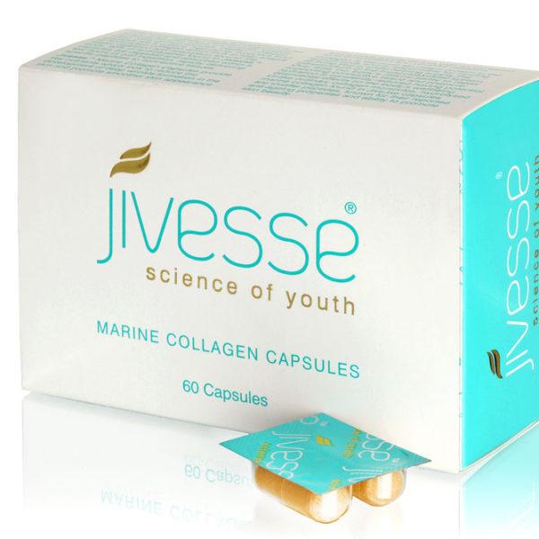 Jivesse Marine Collagen Capsules