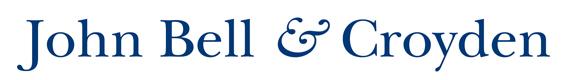 John Bell & Croyden Logo